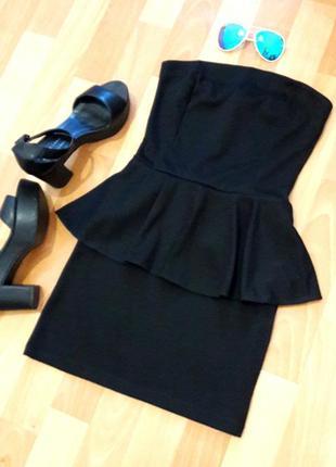 Сукня з баскою парижанка5