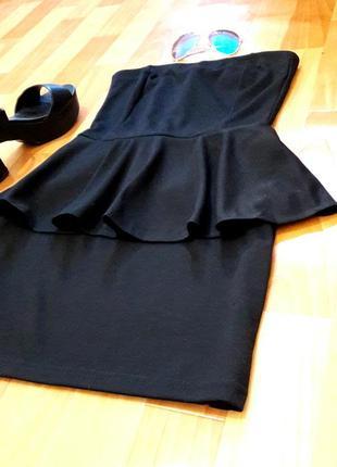 Сукня з баскою парижанка6