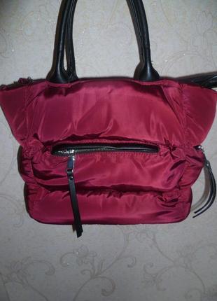 Сумка, стеганная спортивная сумка, жіноча сумка2