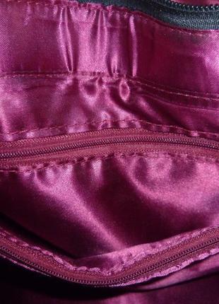 Сумка, стеганная спортивная сумка, жіноча сумка8