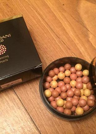 Румяна в шариках giordani gold благородная бронза - 320821