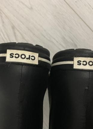 Женские сапожки крокс - crocs jaunt women's boots4