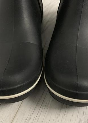 Женские сапожки крокс - crocs jaunt women's boots5