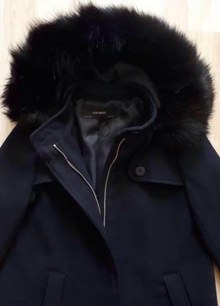 Демисезонное пальто zara basic5