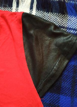 Красное платье-миди3
