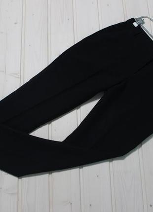 Primark.базовые черные брюки.3