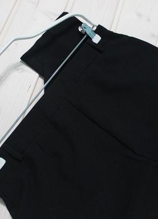 Primark.базовые черные брюки.4