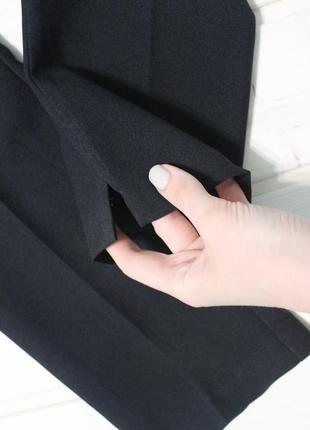 Primark.базовые черные брюки.5