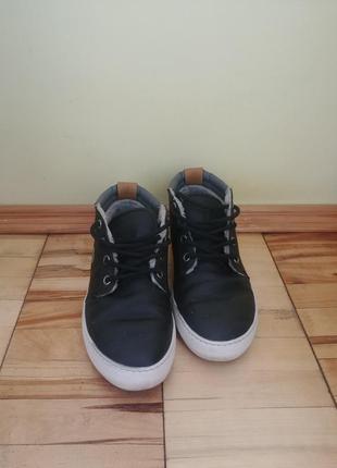 Кожаные кроссовки /кеды lacoste2
