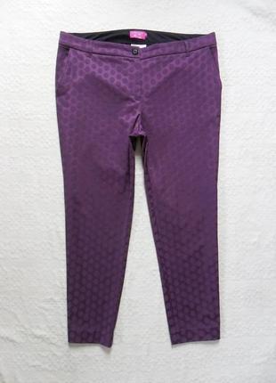 Нарядные штаны брюки franco callegari, 18 размер.