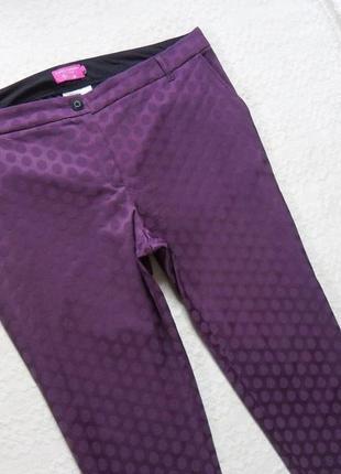 Нарядные штаны брюки franco callegari, 18 размер.4 фото