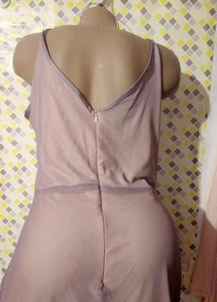 Нарядное платье пайетки quiz6 фото