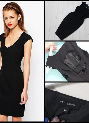 New look.элегантное платье-футляр.1