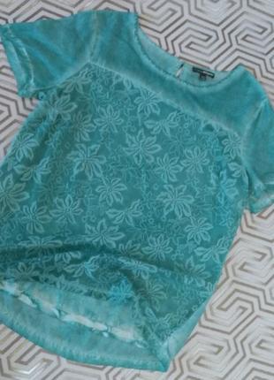 Charles voegele/нежная легкая блуза от швейцарского бренда2
