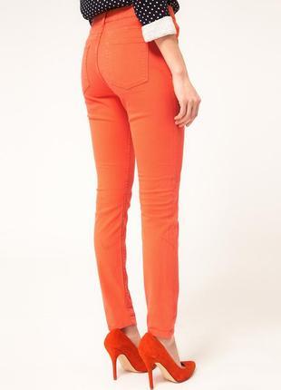 💜💜очень стильные джинсы с ультразавышенной талией💜💜