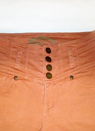💜💜очень стильные джинсы с ультразавышенной талией💜💜3