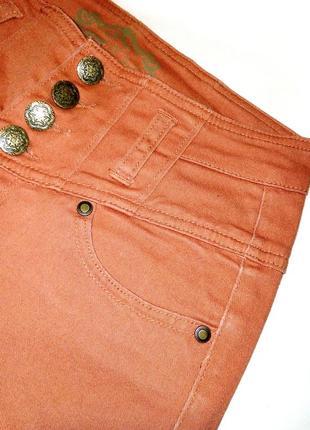 💜💜очень стильные джинсы с ультразавышенной талией💜💜4
