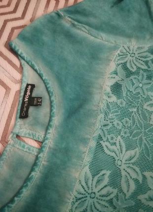 Charles voegele/нежная легкая блуза от швейцарского бренда6