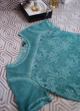 Charles voegele/нежная легкая блуза от швейцарского бренда1
