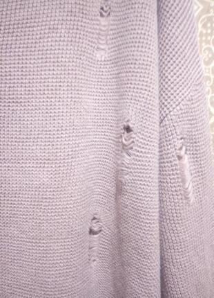 Кофта, пуловер,свитер, джемпер оверсайз4