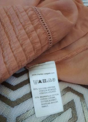 Charles voegele/biaggini/легкая блуза от швейцарского бренда6
