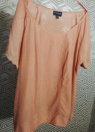 Charles voegele/biaggini/легкая блуза от швейцарского бренда7