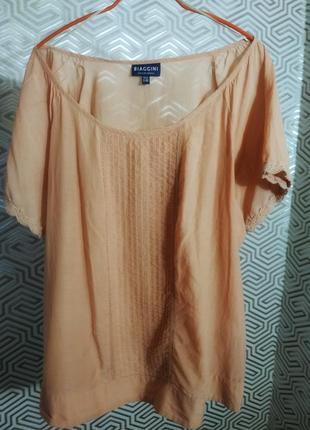 Charles voegele/biaggini/легкая блуза от швейцарского бренда8