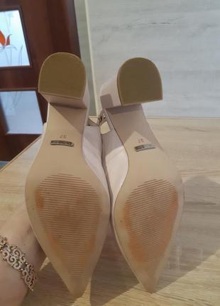 Кожанные туфельки2