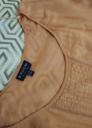 Charles voegele/biaggini/легкая блуза от швейцарского бренда9