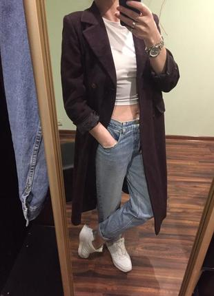 Продам крутое пальто в стиль бойфренд, весна-осень4