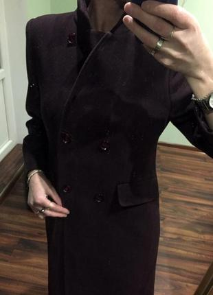 Продам крутое пальто в стиль бойфренд, весна-осень10