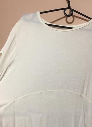 Платье zara цвета слоновой кости2