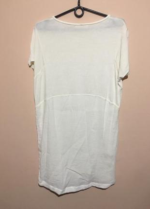 Платье zara цвета слоновой кости3