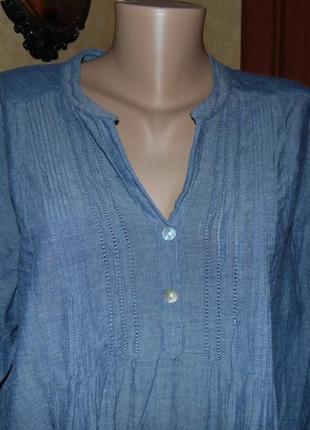 Натуральная блуза ботал!!!4 фото
