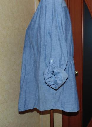 Натуральная блуза ботал!!!3 фото
