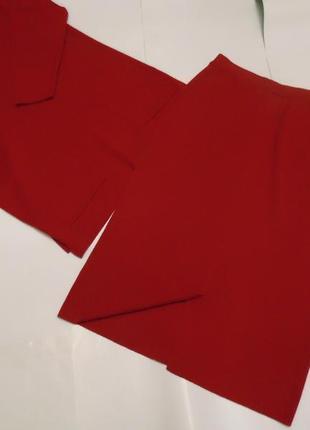 Яркий нарядный костюм  44-48 евро ботал!!!4