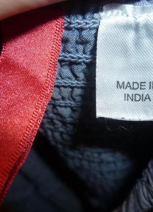 Классный натуральный батистовый летний сарафан-юбка,индия9
