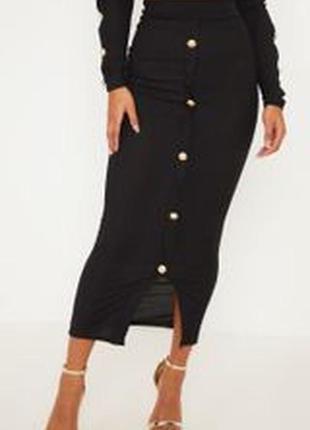 Стильный костюм кроп топ и юбка миди2