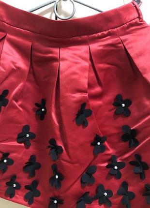 Обалденная юбочка на подростка, 36 размер