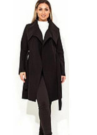 Кашемирове пальто