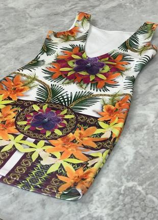 Красивое платье по фигуре с открытой спинкой  dr1916034 tink & funk2 фото