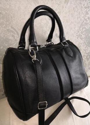 Мега качественная и красивая кожаная сумка аutograph. великобритания!!!люкс бренд!!!