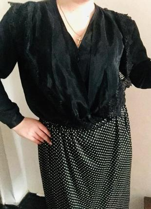 Крутая блуза с подплечниками тренд сезона6 фото