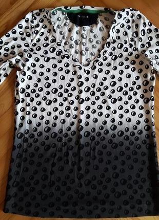 Трикотажная блуза от marc cain sports! p.-m/l/xl
