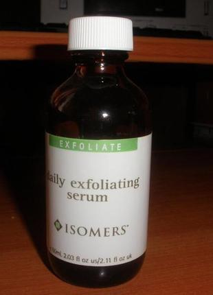 Сыворотка-эксфолиант ежедневная isomers