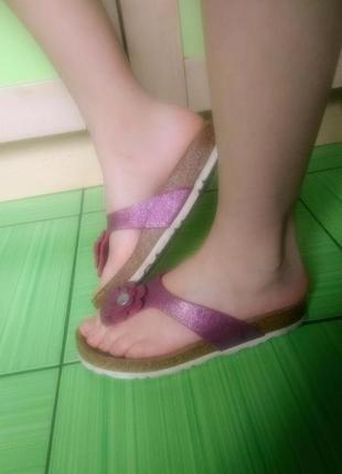 Ортопедические сандалии стелька кожа hush puppies