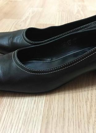 Туфли  marc o'polo оригинал кожа р.41-42 ст.27-27,5см