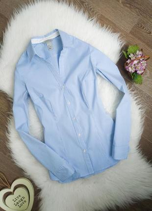 Рубашка/блузка в полоску h&m