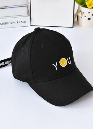 13-57 бейсболка you головные уборы кепка панамка шапка