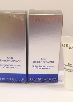 Orlane концентрат гиалуроновой кислоты для лица с увлажняющим эффектом